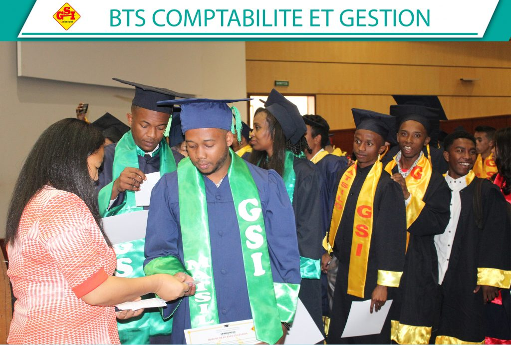 BTS comptable et Gestion