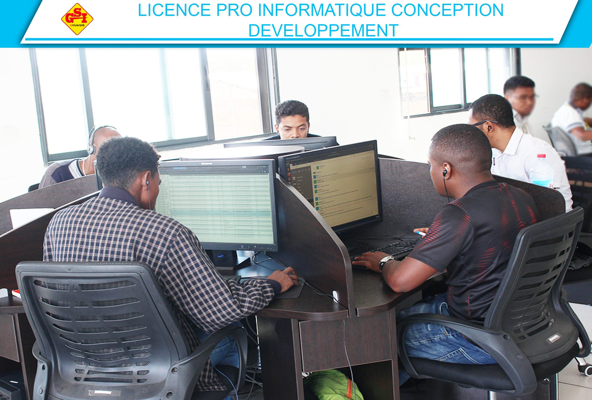 LICENCE PRO INFORMATIQUE CONCEPTION